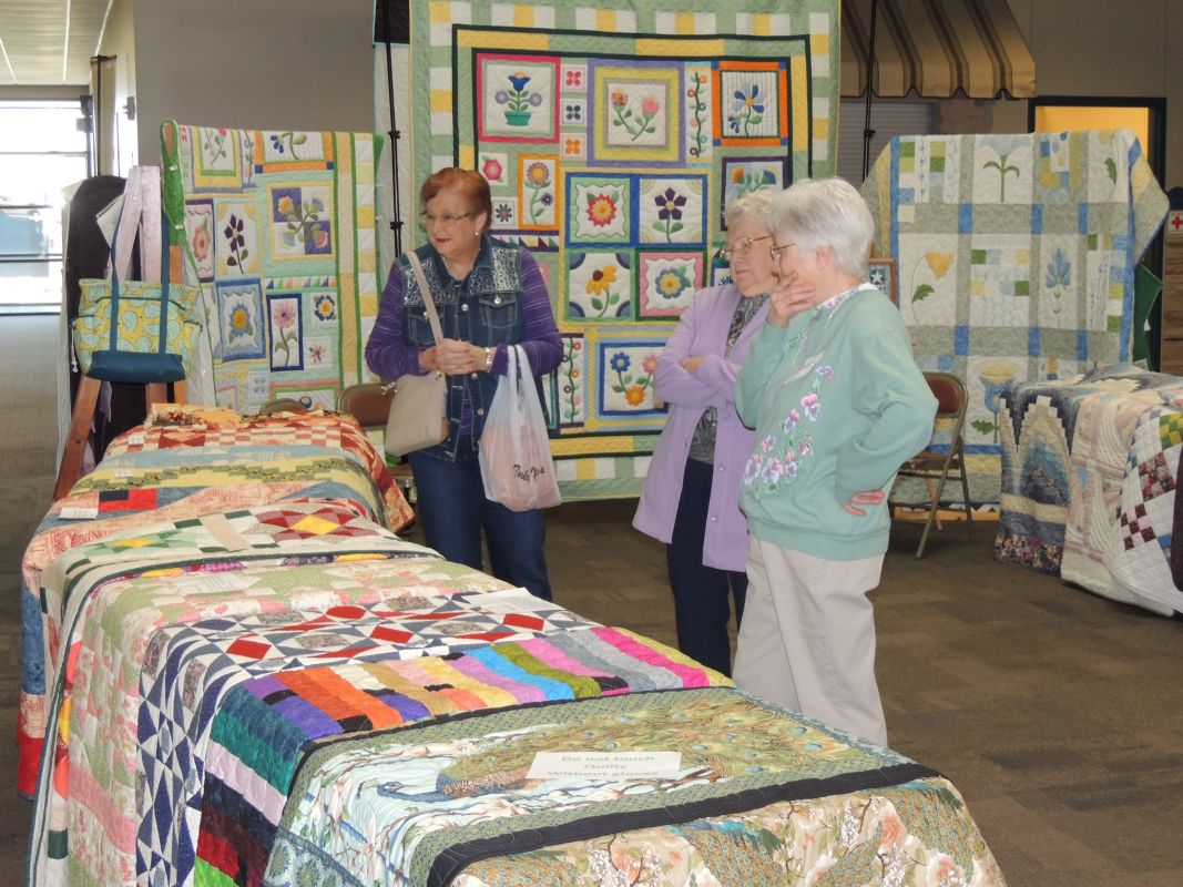 Black Diamond Quilt Guild Showcase