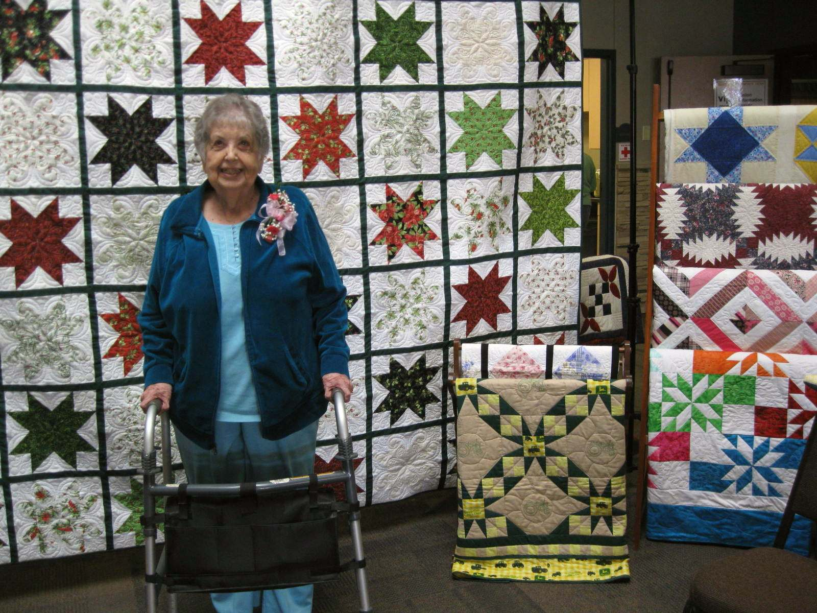 Joyce Skinner Featured Quilter Showcase