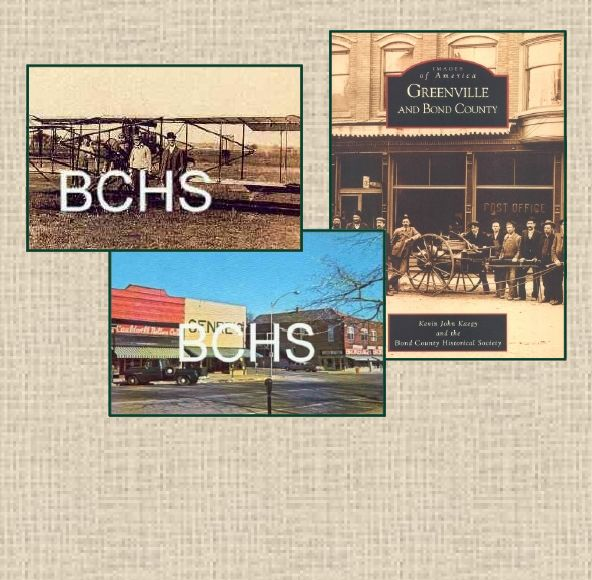 Shop the Bond County Historical Society Online Store